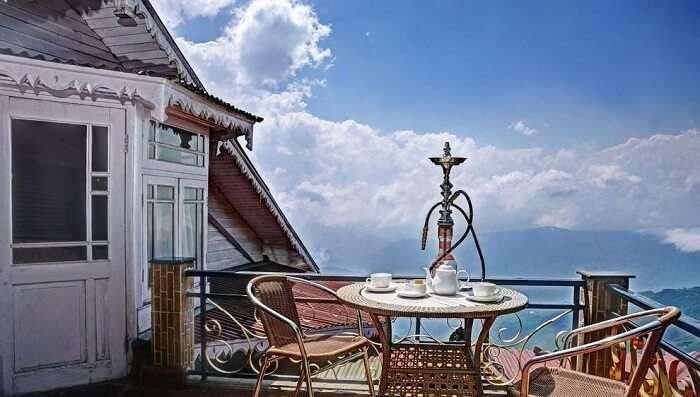 romantic resorts on a budget in darjeeling