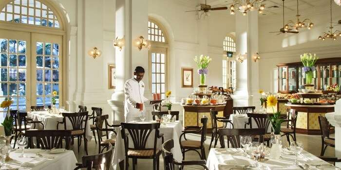tiffin room in singapore
