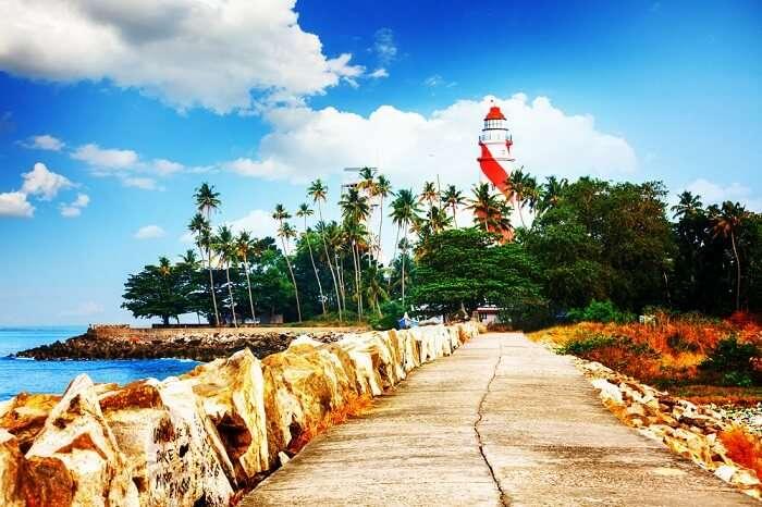 Beaches in Kollam Kerala