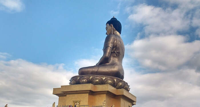 Buddha Dordenma monali