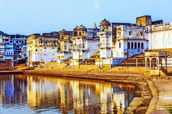 Gau Ghat, Pushkar