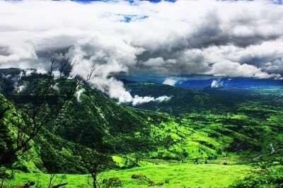 Waterfalls in Maharashtra