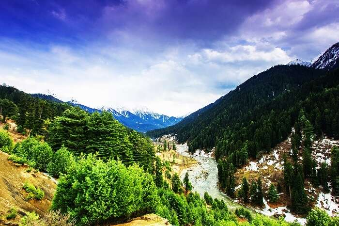 Pahalgam, Jammu and Kashmir