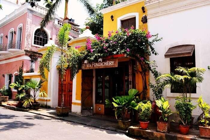 Villas in Pondicherry