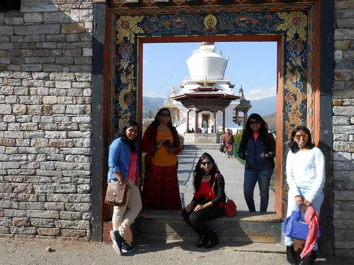 monali's bhutan trip