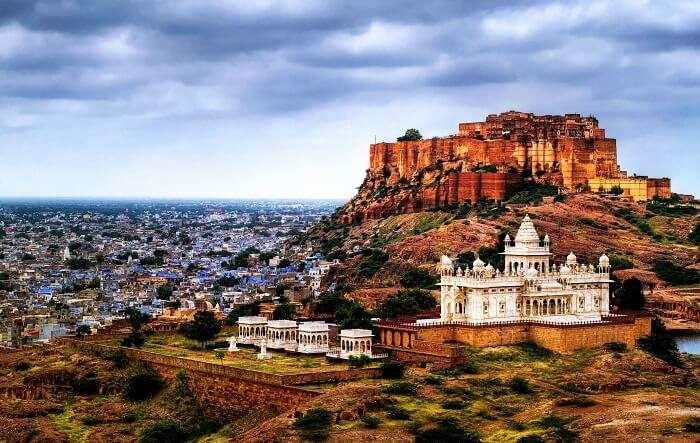 Mehrangarh Fort, Rajasthan