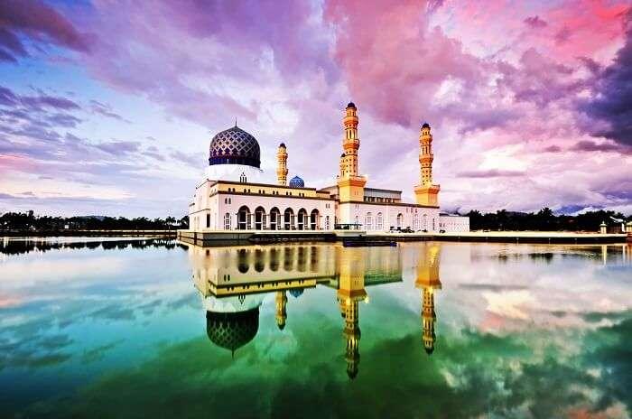 Mosque in Kota Kinabalu