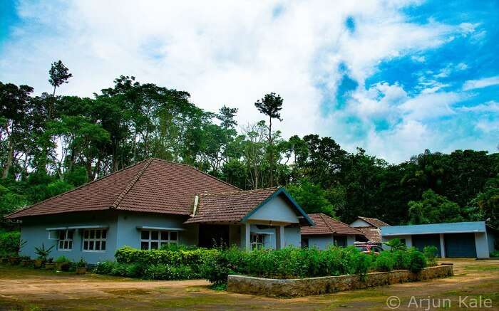 Beautiful homes of Woodland Bungalow in Coorg