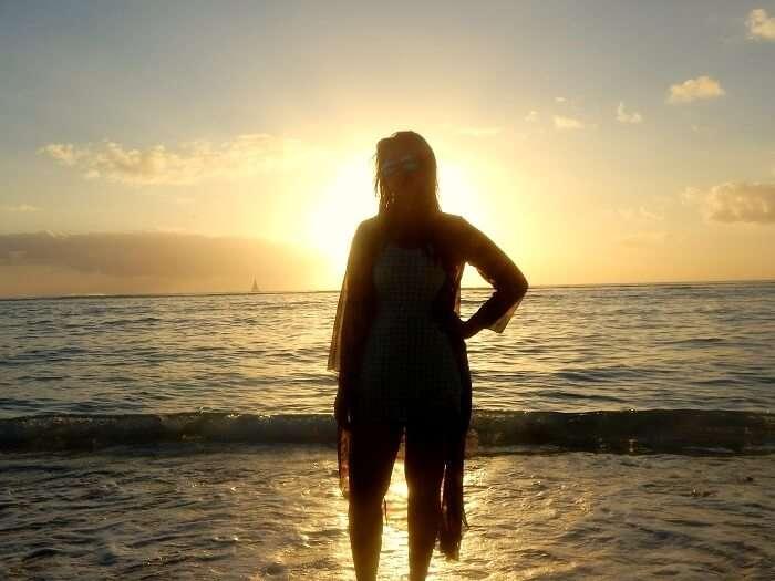 Day 6 Flic en flac beach