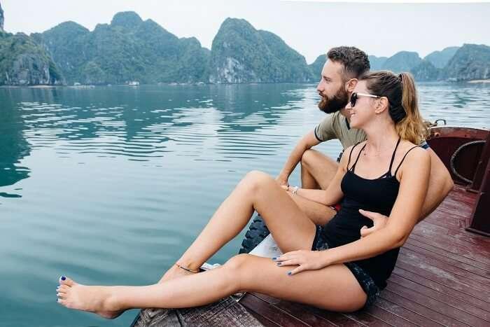 adventure honeymoon in vietnam