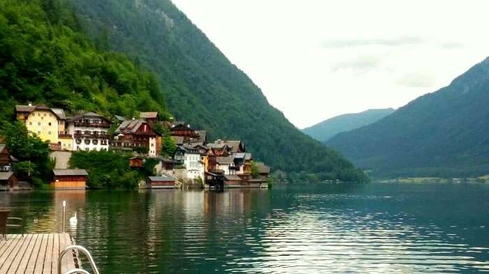 trip to hallstatt