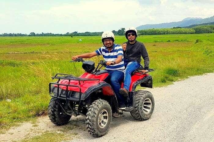 atv tour in langkawi