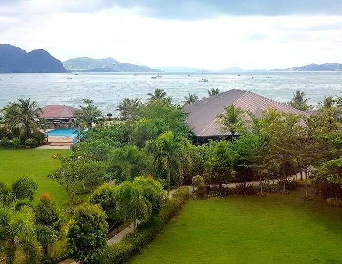 resorts in langkawi