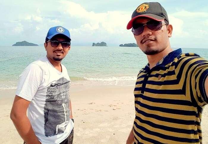 beaches near langkawi