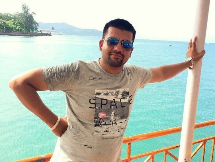 ferry cruise in andaman