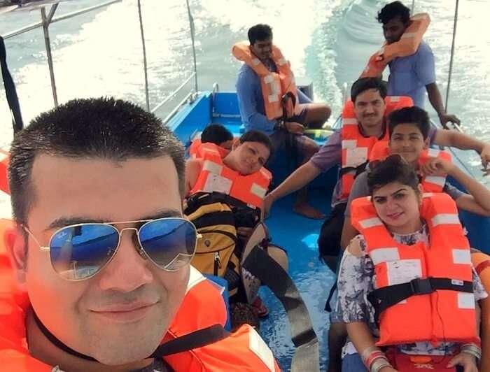 family vacation to andaman