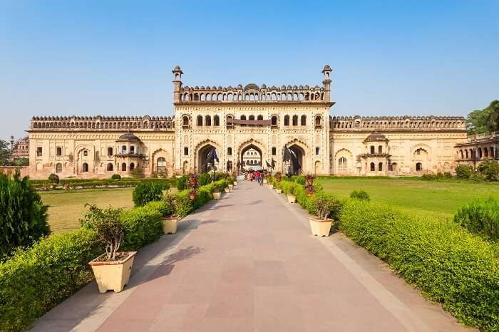 Lucknow places to visit in north india