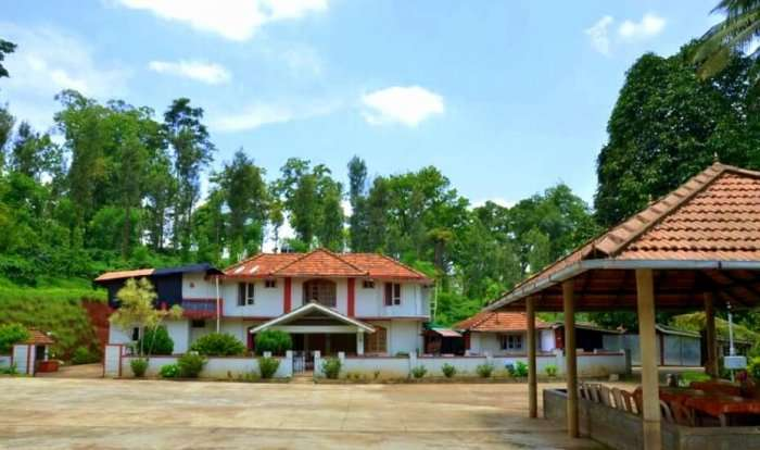 Namma Mane Homestay traditional style building