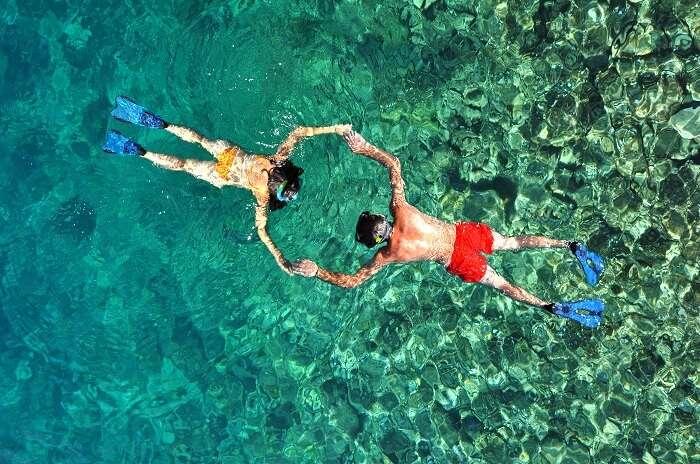 beach honeymoon in phuket
