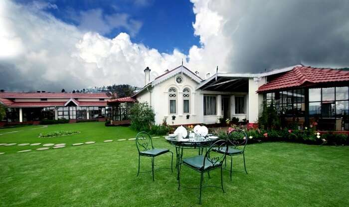 top cottages in ooty for couples