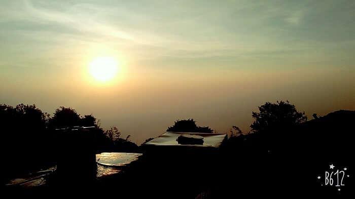 Tiger Hills sunrise