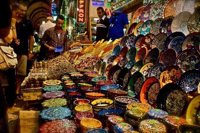 shopping in andaman