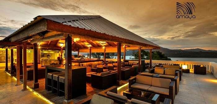 romantic restaurants in andaman