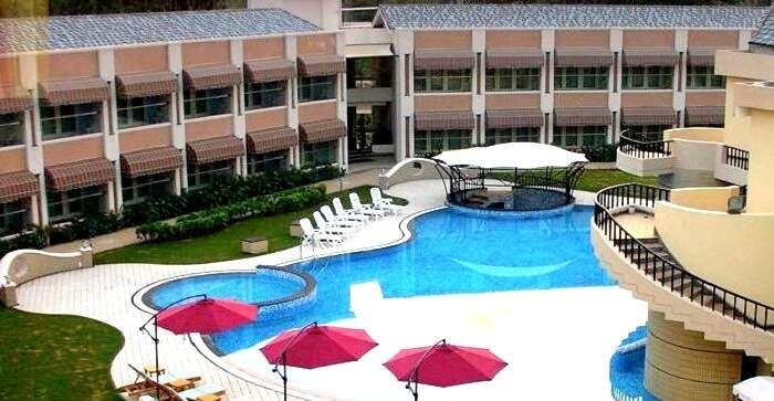 Azzaro Resorts & Ganga Spa Diu