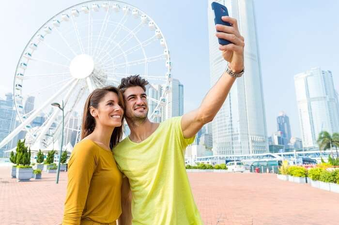 have an exciting honeymoon in hong kong