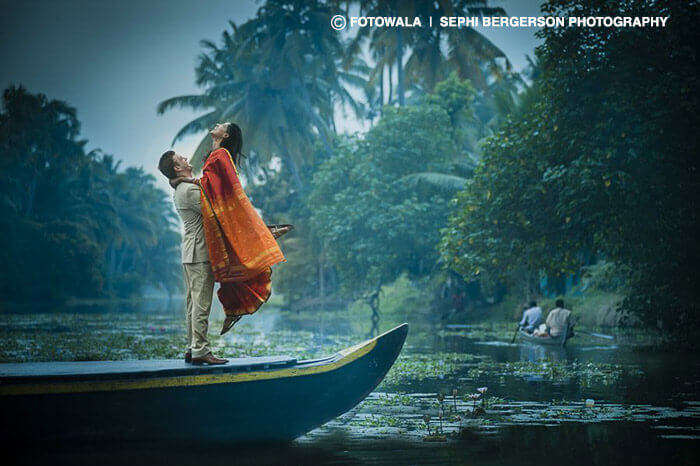 have an enchanting honeymoon in india