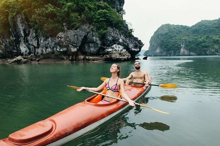 have a riveting honeymoon in Vietnam