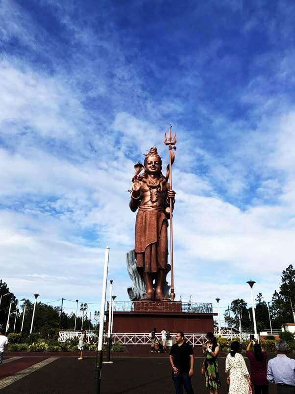 Shiva Statue Mauritius