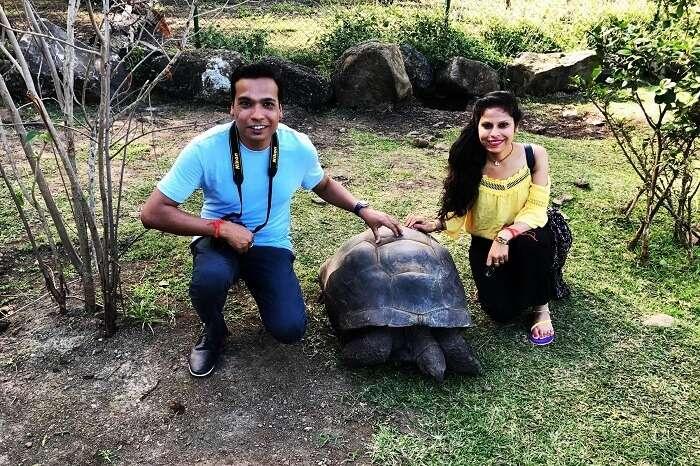 Casela Nature Park, Mauritius