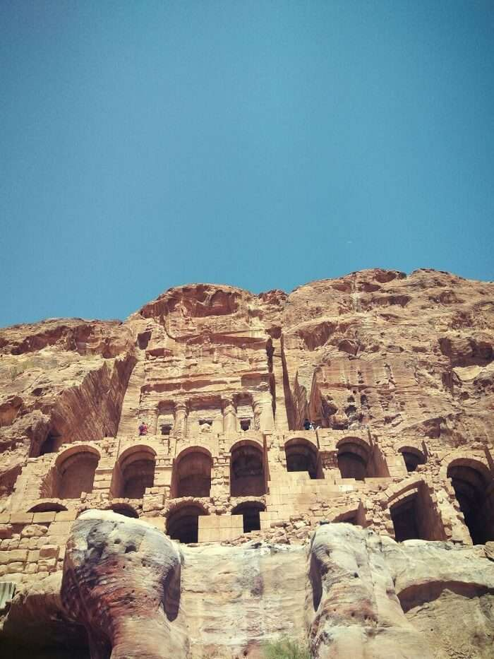 Petra Jordan travelogue