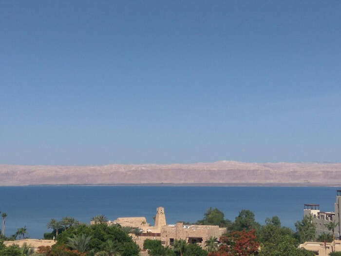 Movenpick Dead Sea Resort in Jordan