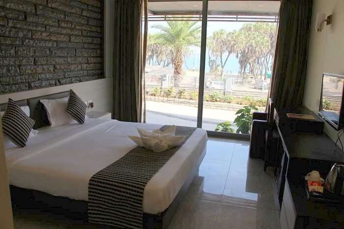 krishna beach resort in diu