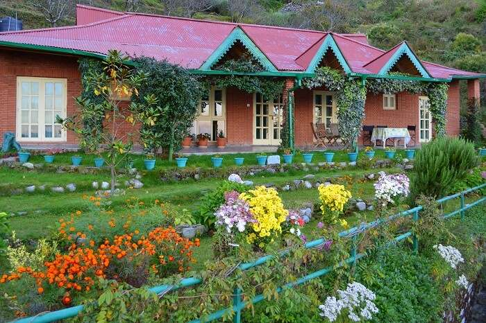 A beautiful cottage in the Uttarakhand hills of Ramgarh