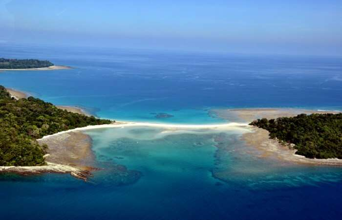ross and smith island andaman