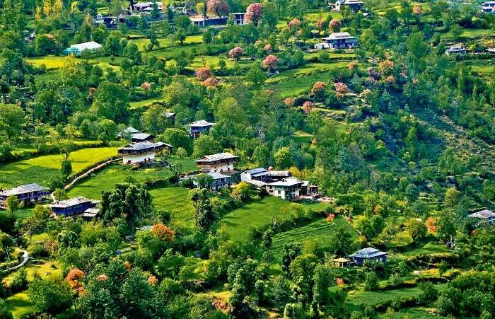 gorgeous hill stations near shimla