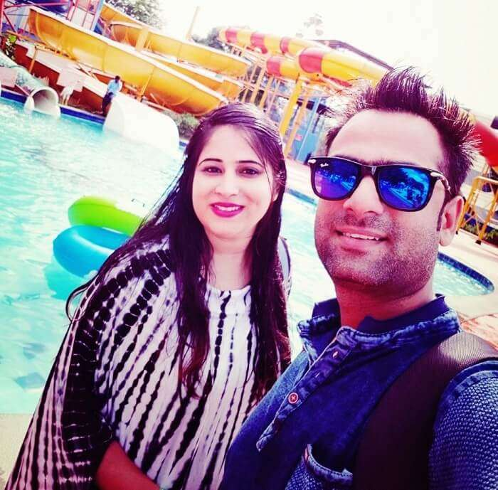couple travel to Bangalore