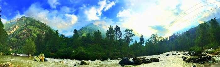 Parvati Valley in Kasol