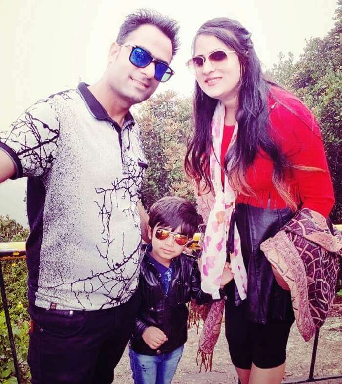 family trip to Ooty