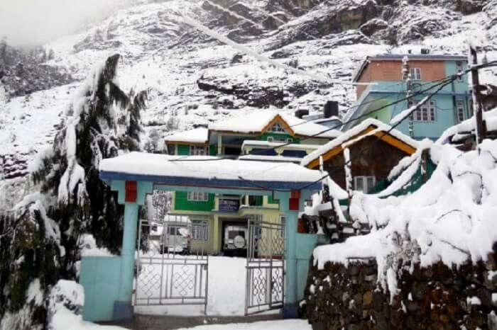 budget hotels in Lachung