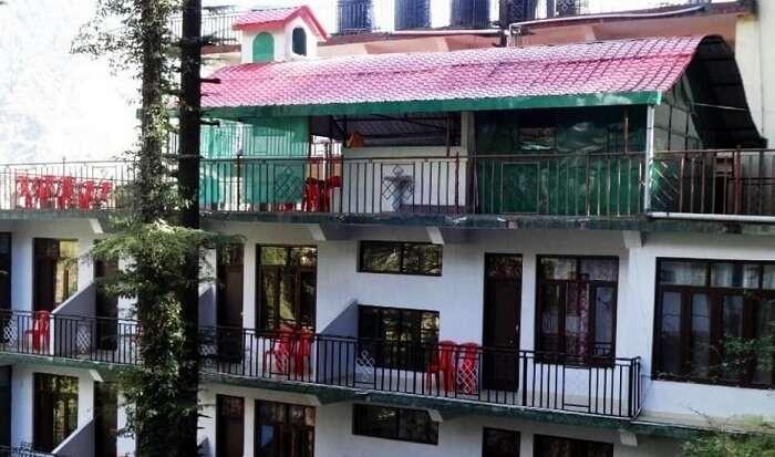 Mcleodganj hotels