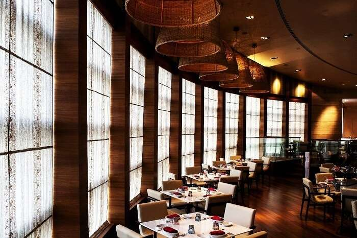 luxury dining restaurants