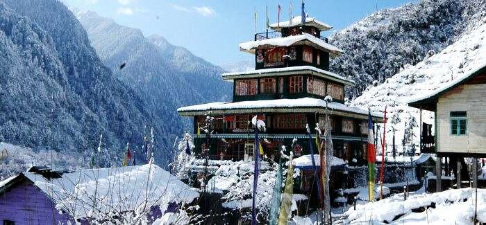 luxury hotels in Lachung