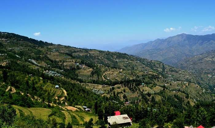 best hill stations near shimla