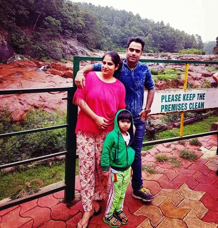 family travel to Coorg