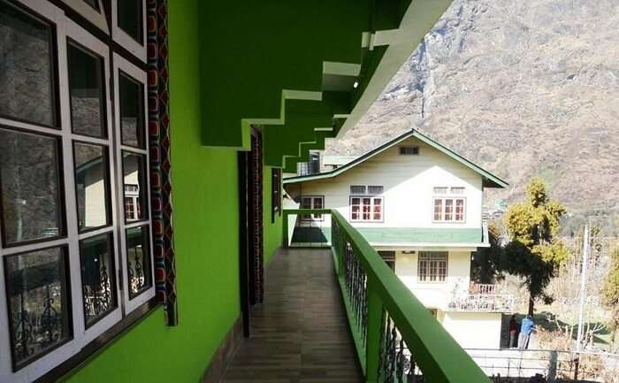 best hotels in Lachung