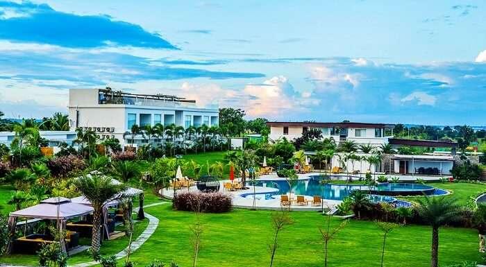 luxury resorts in Hyderabad